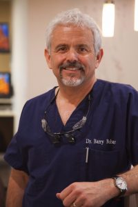 Dr. Barry Bubar