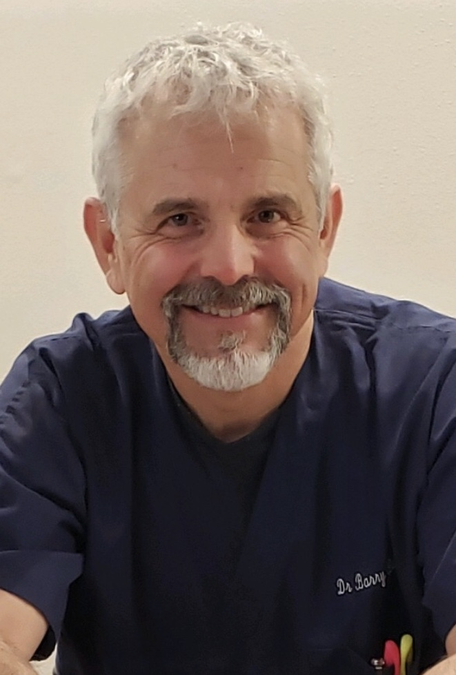 Dr. Barry Bubar